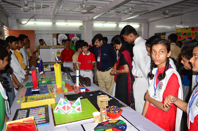 Maths & Computer Science Exhibition